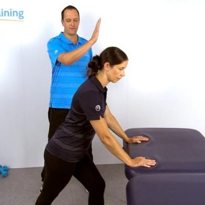 TCC1 Scapula Exercise Push Up