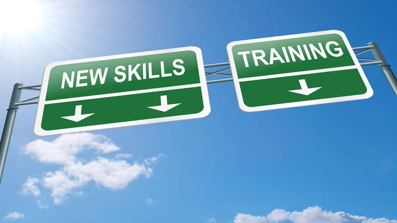 Training New Skills