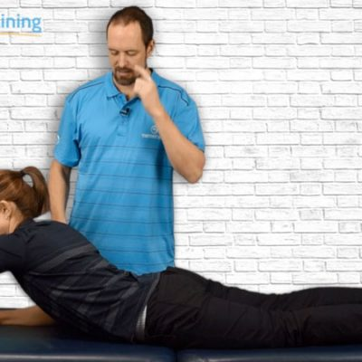 Integrating Movement Therapy - Lesson - Flexion Pattern Table Exercises
