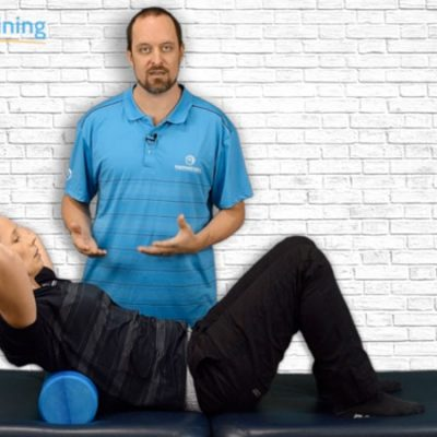 Integrating Movement Therapy - Lesson - Extension Pattern Table Exercises