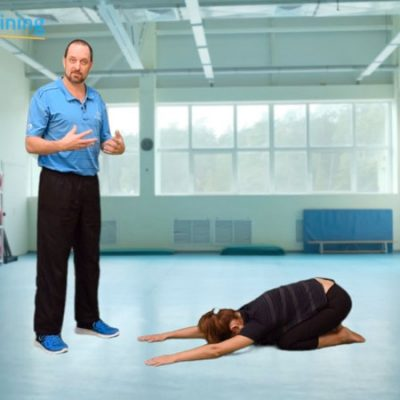 Integrating Movement Therapy - Lesson - Flexion Pattern Shoulder
