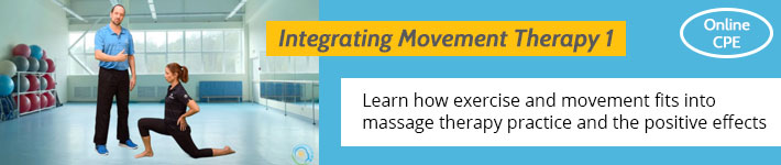 Integrating Movement Therapy 1 - CPE Course