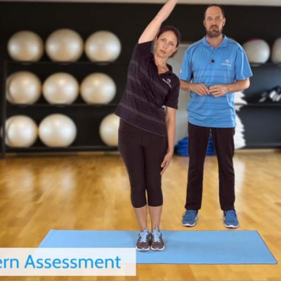 Lateral Pattern Assessment